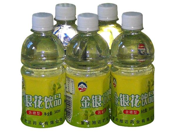 金银花露饮品(含糖型)