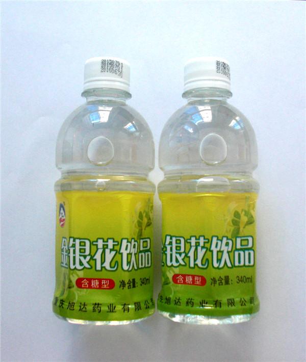 金银花露饮料(含糖)