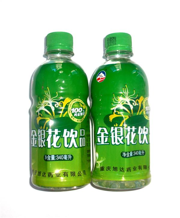 金银花露饮料(含糖满膜)